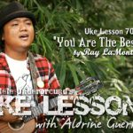 Uke Lesson 70 - You Are The Best Thing SS Sm